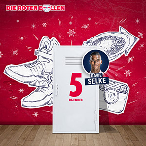 THE RB LEIPZIG XMAS CALENDAR